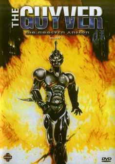 Guyver anime cover. http://guyver-world.ru/guyver-downloads.html