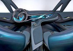 Hyundai concept interior