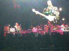 Experience Hendrix show Oct. 2014 Zack Wilde and Jonny Lang, Kenny Wayne Shepard