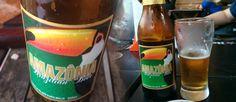 Review de cerveja: Amazônia Brazilian Beer