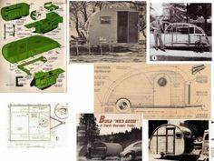 old teardrop trailers | The Top Photo Gallery Vintage Camper Ads 1968 Teardrop Trailer Plans