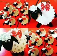 Sevimli koyunlar