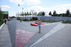 Floriade: Architectural Playscape, Stephan Lenzen, 2012 - Playscapes