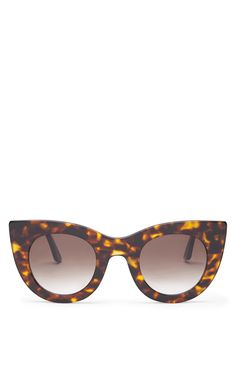 Thierry Lasry Orgasmy Sunglasses In Tortoise