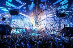 LIGHT Nightclub - Las Vegas, NV, United States. Light Nightclub, turned on by…