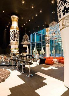 Kameha Grand Bonn hotel by Marcel Wanders