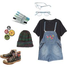 Untitled #18 by fairielana on Polyvore featuring Monki, Converse, Jason Wu and Etro