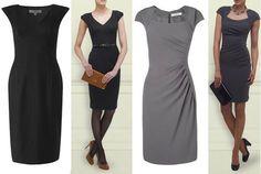 lk bennett grey NEW Corvina dress size 18 bloggers Fav! originally £225 | eBay