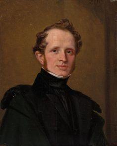Henry Francis Playter, c. 1837       Pieter Christoffel Wonder (Utrecht, 1780-1852 Amsterdam)