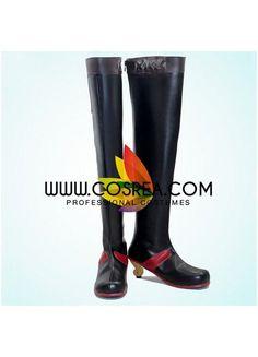 Kancolle Kongo Cosplay Shoes