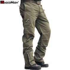 Find More Cargo Pants Information about 101 Airborne Tactical Pants Cotton Combat Breathable Multi Pocket Military Army Camouflage Cargo Pants Trousers For Men AG MT 01,High Quality cargo pants trousers,China trousers for men Suppliers, Cheap tactical pants from MAGCOMSEN Official Store on Aliexpress.com