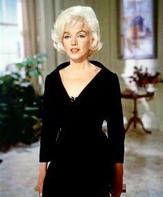 Marilyn during costume tests for Something's Got To Give, 1962. #MarilynMonroe #NormaJeane