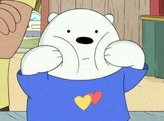 40 Gambar We Bare Bears Terbaik Beruang Kutub Kartun Beruang Panda