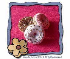 14 Beste Afbeeldingen Van Gebak En Zoetigheid Haken Crochet Food