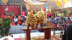 Traditional Lion Dance Championship 2013 Pt 5 @ Sunway Carnival Mall Incredible athleticism, best lion butt I've ever seen still