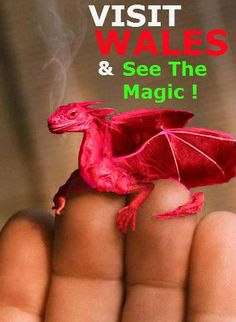 Spin on the Welsh Dragon :)