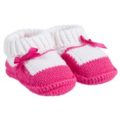 Crochet Booties | Baby Girl Accessories