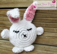 Knot Your Nana's Crochet: Koo Koo Bunny...  free pattern
