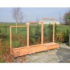 Garden Bridge, Outdoor Structures, Outdoors, Outdoor, Privacy Screens, Outdoor Rooms, Off Grid