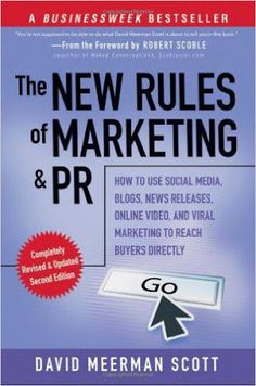 Free download or read online The new rules of marketing and PR, 2nd edition a bestsellerbusiness pdf bookauthorized by David Meerman Scott. #Business #eBook #pdfbooksfreedownload #pdfbooksinfo the-new-rules-of-marketing-and-pr