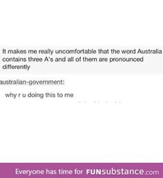Australia is life<<<in my language we write and read (we normal people read the same as write not something completly diferent as english people do) Avstralija Australian Memes, Aussie Memes, Tumblr Funny, Funny Memes, Jokes, Funny Cute, Hilarious, You Just Realized, Australia Funny
