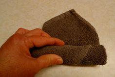 Griggs Dakota: How to Roll Towels and Washcloths - Bathroom towels - Bathroom Towel
