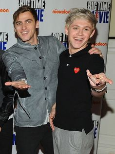 Kendall and Niall