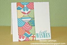 Treasured Moments: Dotty For You...Stacked Circles