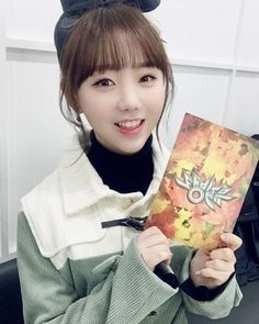 South Korean Girls, Korean Girl Groups, Jin Park, Lovelyz Kei, Pig Family, Park Bo Young, Woollim Entertainment, First Girl, Female Singers