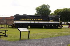 Georgia Railroad Museum, Savannah, Ga