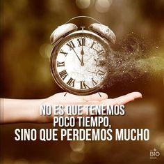 ❝ #FelizViernes - No es que tenemos poco tiempo... ❞ ↪ Puedes verlo en: www.proZesa.com