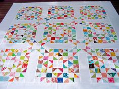 Star Quilt Top | Flickr: Intercambio de fotos