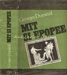Mit Si Epopee - Georges Dumezil Books, Libros, Book, Book Illustrations, Libri