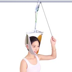 Neck Massager Cervical Traction Device Kit - FREE SHIPPING