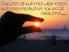 ¿DEMASIADOS PROBLEMAS A SU ALREDEDOR? REFLEXIONES PARA VOS . blog: http://reflexionesparavos.blogspot.com/2014/06/nuestros-problemas.html?spref=tw #JesusEs #reflexion
