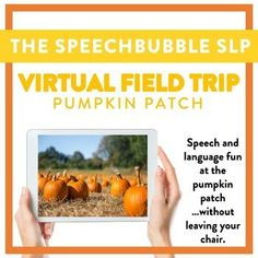 Engaging kids can be tricky so why not shake things up! A virtual field trip is a LOW PREP way to engage your kids in different ways while targeting their speech and language goals.
