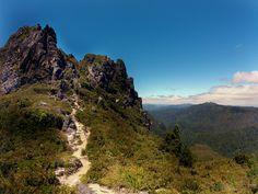 The Pinnacles, Coromandel, New Zealand