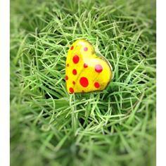 Bague amoureuse en céramique petits pois