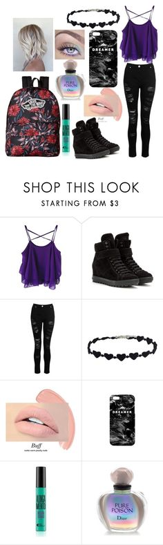 """school days"" by rayneyarycky on Polyvore featuring Miu Miu, Mr. Gugu & Miss Go, Christian Dior and Vans"