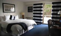 Nautical Rooms Houzz Bedroom Furniture Dining Sets