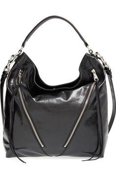 REBECCA MINKOFF 'Moto' Hobo Bag. #rebeccaminkoff #bags #shoulder bags #hobo #