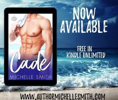 NOW LIVE!Contemporary/Erotic NovelFREE IN KINDLE UNLIMITED!  Amazon US: http://amzn.to/2rQtenX Amazon UK: http://amzn.to/2sb2xJD  Amazon CA: http://amzn.to/2rR40Wg Cade Wesley has everything he could ever want. His own thriving bar.  A house on the beach.  Money in his bank account.  His pick of women whenever he wants. But hes been so busy lately that he hasnt had a warm body in his bed in far too long. All that is about to change. When Nora Jensen walks into Cades Tavern its lust at first…