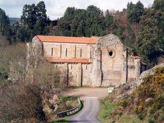 Mosteiro de Santa Maria de Carboeiro. Silleda. (Pontevedra). Galicia. Spain.