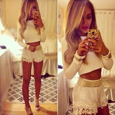 These shorts!