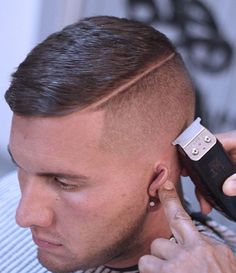 High & tight with hard part