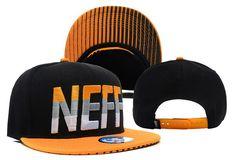 Neff Snapback Hats Caps Black 0177! Only $8.90USD