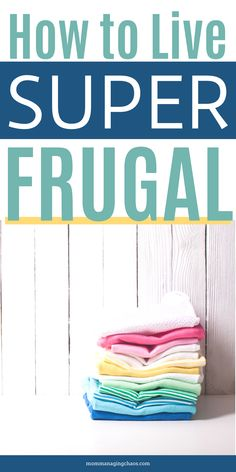 Want to get fiercely frugal but don't know where to start? Learn how to cultivate frugal habits to save money fast.   Frugal Living Tips | Frugal Habits | Money Saving Tips | How to Save Money | Thrifty Living   #frugal #svemoney #thrifty #mommanagingchaos