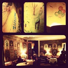 New art new orleans and google search on pinterest for Bemelmans bar mural