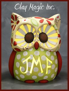 Clay Crafts, Bean Bag Chair, Snowman, Lunch Box, Carving, Owls, Ceramics, Gallery, Pta