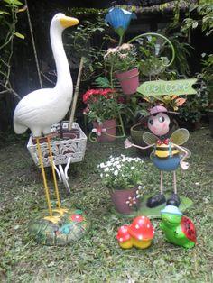 Cantinho mágico no nosso jardim (Rio de Janeiro)